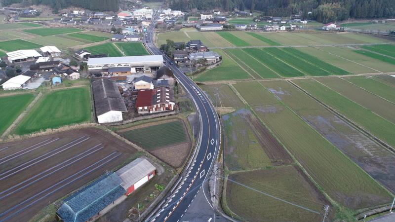 第16号県単道路整備(舗装補修)工事(幸田2工区)
